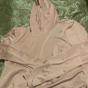 Cute long sleeve pullover from Reebok